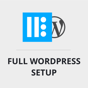 Paid Wordpress Setup Services