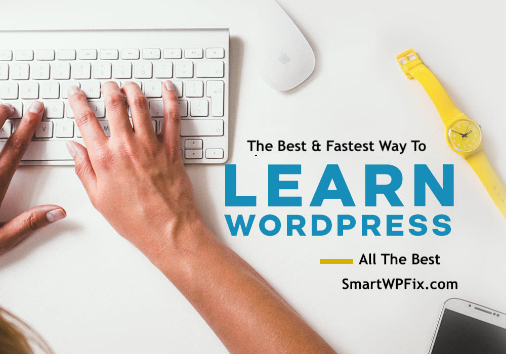Best Way to Learn Wordpress