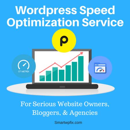 #1 WordPress Website Speed Optimization Services ...