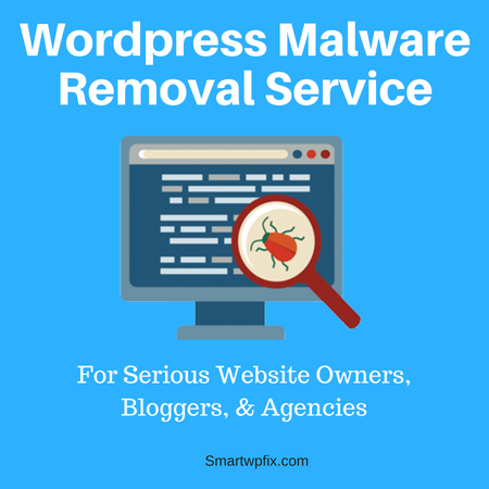 Best Wordpress Malware Removal Services ✅ - Virus Infection