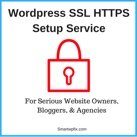 WordPress SSL HTTPS Setup Service